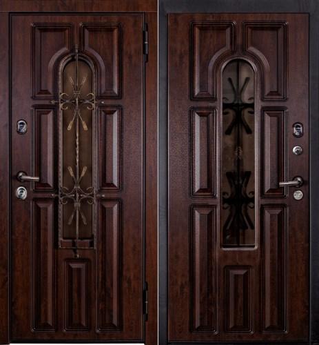 железная дверь 60 см